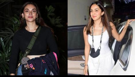 Fashion WEEKENDS: Aditi Rao Hydari's Rs. 2.5 lakh sling or Kiara Advani's all white look