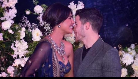 """ THIS IS MY HUSBAND; THIS IS MY FIRST SHOW IN INDIA"" Winning wedding speech by Nick Jonas & Priyanka Chopra"