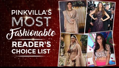 Deepika , Kareena, Anushka : Winners of Pinkvilla's Most Fashionable- Reader's Choice Awards 2017