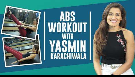 Deepika Padukone and Katrina Kaif's trainer Yasmin Karachiwala on how to get abs in 5 exercises