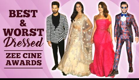 Alia Bhatt, Priyanka Chopra, Katrina Kaif: Best and worst dressed Zee Cine Awards 2018