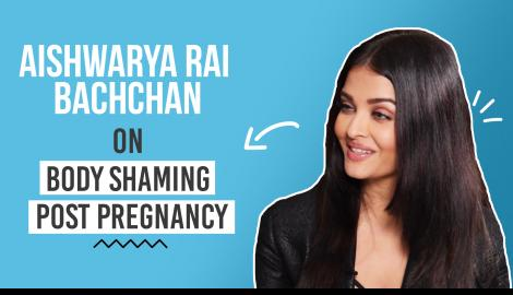 Aishwarya Rai Bachchan's fight against body shaming & how she encouraged women post her pregnancy
