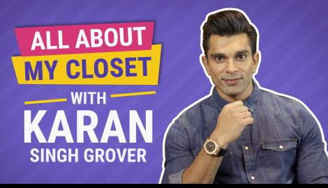 All About My Closet With Karan Singh Grover | Pinkvilla | Bollywood | Fashion