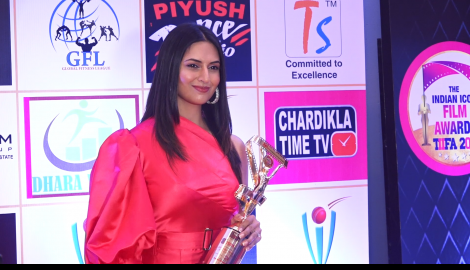 Divyanka Tripathi opens up about her love for award shows in the city