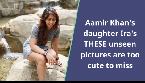 Aamir Khan's daughter Ira looks super cute in these pictures; Check it out