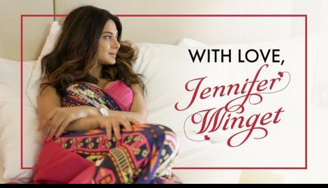 With Love Jennifer Winget | S01E01 | Pinkvilla | Lifestyle | Bepannaah