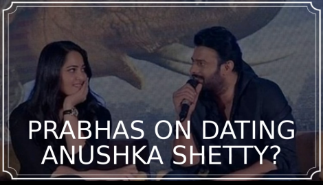 Saaho actor Prabhas opens up about rumours surrounding Anushka Shetty and him
