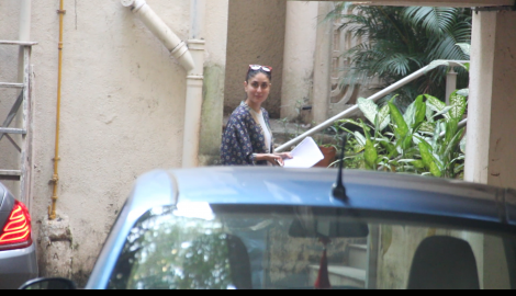 Kareena Kapoor Khan spotted at Aamir Khan's residence; Shilpa Shetty Kundra spends quality time with family