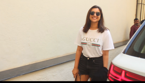 Parineeti Chopra and Vaani Kapoor keep it stylish as they get papped in the city