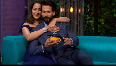 Mira Rajput, Gauri Khan and other wives of Bollywood stars and their witty replies on Koffee with Karan