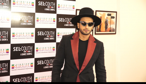 Ranveer Singh makes a voguish appearance at an event; Shakti Mohan and others also arrive in style