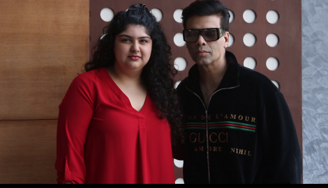Karan Johar launches the 5th campaign of Anshula Kapoor's online fundraising platform