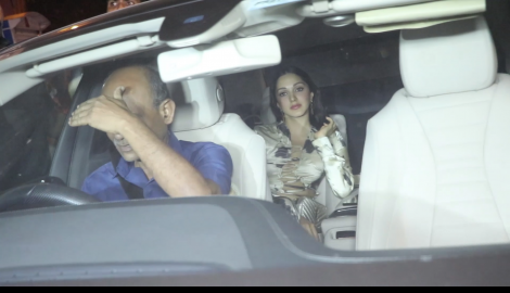 Kabir Singh co-stars Shahid Kapoor, Kiara Advani and others attended Katy Perry's party thrown by Karan Johar