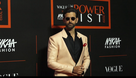 Hrithik Roshan, Akshay Kumar, and Karan Johar make a dapper appearance at the event