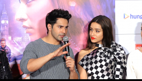 Varun Dhawan speaks up about the CAA protests