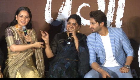 Kangana Ranaut talks about her marriage plans at Panga's trailer launch