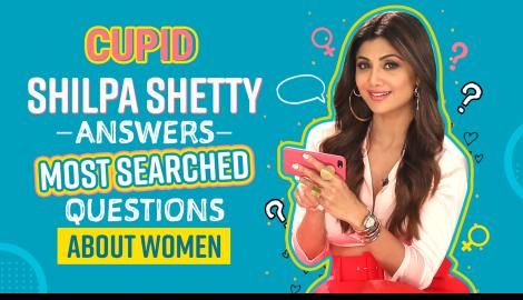 Cupid Shilpa Shetty Kundra Answers Most Searched Questions About Women | Hear Me Love Me