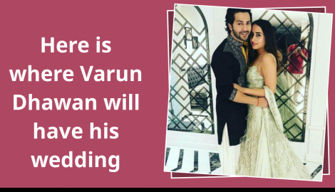 Are Varun Dhawan & Natasha Dalal planning a Bollywood style destination wedding in Bali or Phuket?