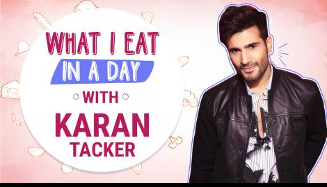 karan tacker, karan tacker diet