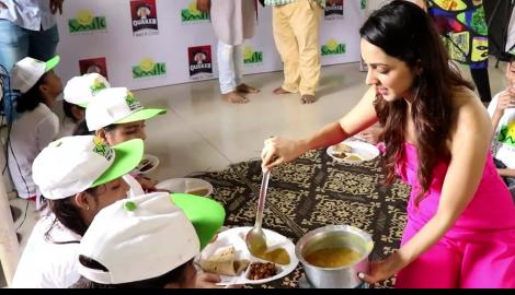 kiara advani, feed a child campaign, bhool bhulaiyaa 2